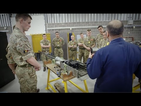 The Royal Electrical & Mechanical Engineers - Soldier Education