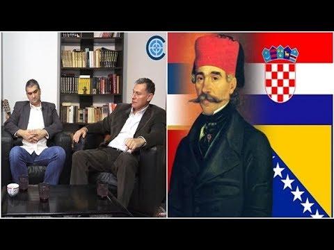 """U CENTAR - Željko Čurović i Goran Igić: """"Zbog Vuka Hrvati govore srpskim jezikom"""""""