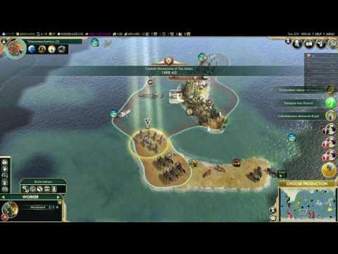 Civilizations V Aztec Montezuma Episode 13
