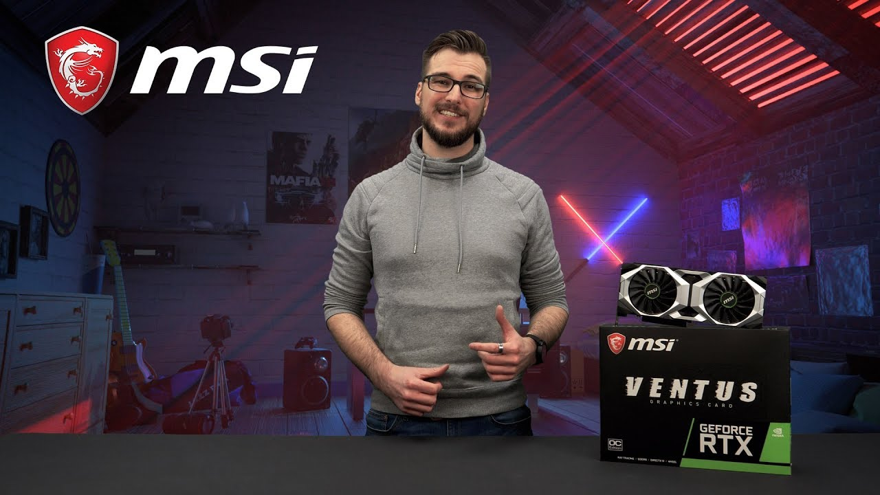 Everything you need to know about the RTX 20 VENTUS series | Gaming Graphics Card | MSI