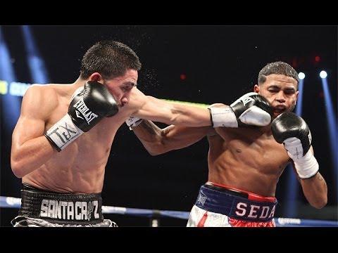 Boxing Results- Leo Santa Cruz got UD win over Cesar Seda.