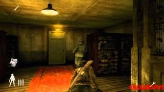 Velvet Assassin: The Third Man - Prison PC Gameplay Part 2/2
