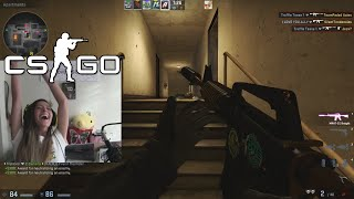 One of 2MGoverCsquared's most viewed videos: BEST RANK UP KILL EVER (CS:GO Comp)