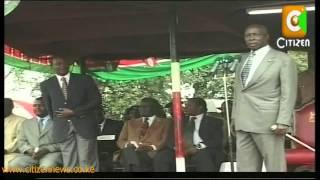 Uhuru Kenyatta's Political Profile