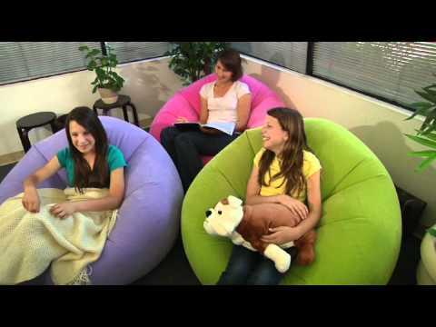 Intex Beanless Bag Chair Movie