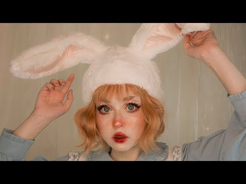 usagi • makeup tutorial • freckle makeup