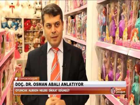 Doç Dr Osman Abalı Oyun ve Oyuncağı Anlatıyor