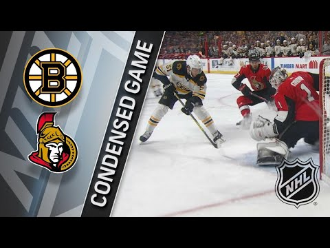 12/30/17 Condensed Game: Bruins at Senators