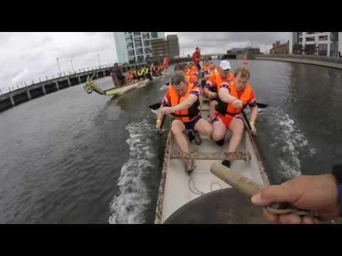Hartlepool EDF Dragon Boat 250m heat @ Liverpool