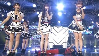 【放送事故】 AKB48 岡村隆史がぱるる&小嶋陽菜のパンツの中を覗くセクハラ 27時間テレビ thumbnail