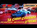 Matchbox - '16 Chevy Colorado Xtreme - Serie 2020 93/100 - MBX Countryside