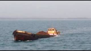 Ferry Boat Real Accident In Goa