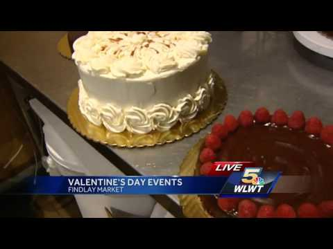 Cake Rack Bakery shows off Valentine's Day treats