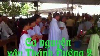 Ca nguyện xây thánh đường 2