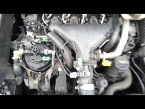 (2006) Peugeot 307 2.0 16v Diesel (Engine Code - DW10BTED4 (RHR)) Mileage - 58,978