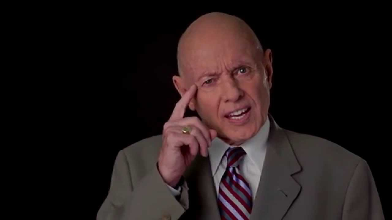 Dr. Stephen R Covey - Paradigm - YouTube
