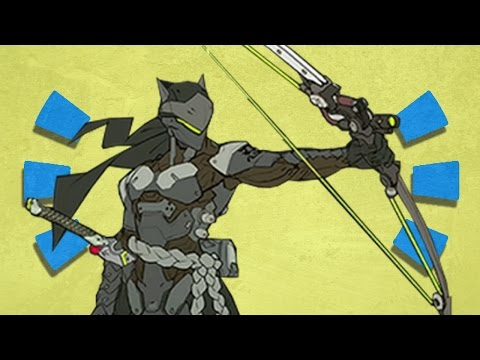 Overwatch Genji - A Dark Story ( Lore Guide )