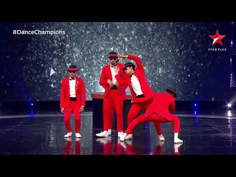 Dance Champions   MJ5' Terrific Trick