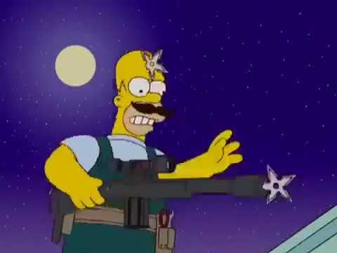 The Simpsons–Treehouse Of Horror XVIII– Clip6