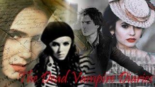 Дневники мертвого вампира (трейлер к сериалу)