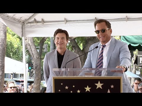Will Arnett Speech at Jason Bateman's Hollywood Star Ceremony