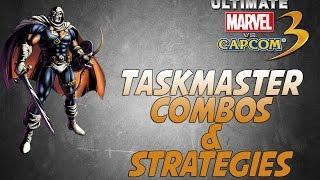 Video UMVC3   Taskmaster Combos & Strategies Explained download MP3, 3GP, MP4, WEBM, AVI, FLV September 2018