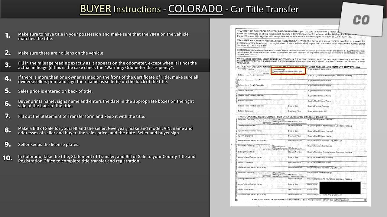 """Buyer"" Instructions"