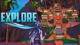 Fortnite Creative Mode Glitch To Main Island Hub 2019
