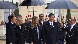 Sánchez acude en París a la conmemoración del Armisticio de 1918