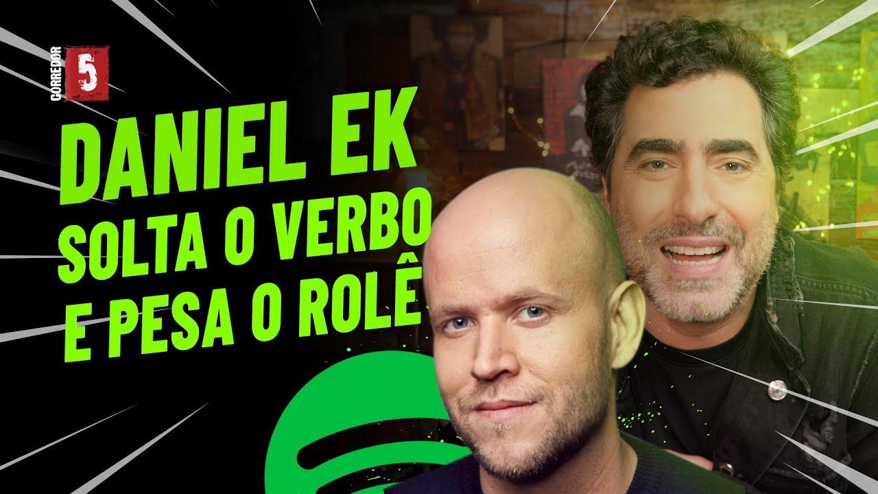 O que você precisa fazer pra ter sucesso no Spotify por Daniel EK !? Video Bomba 🔇🏴☠️