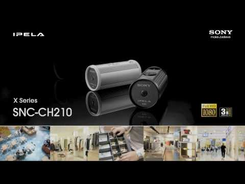 SNC-CH210 Features (DM10157V1)