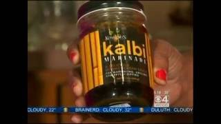 Thanksgiving Sides with a Twist: Part 2 - Kalbi Green Beans (11/14/12 on WCCO)