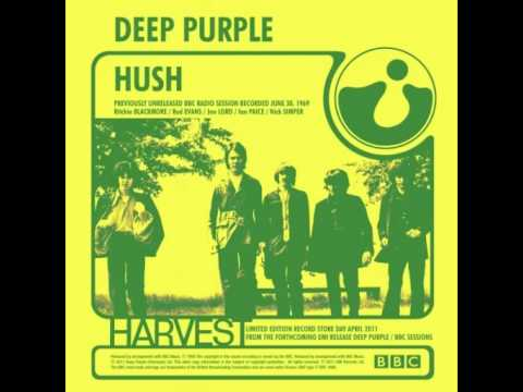 Deep Purple - Hush - Vinyl - Limited Edition Record Store Day 2011