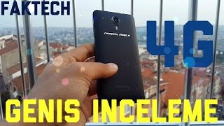 General Mobile 4G Geniş İncelemesi (ANDROİD ONE)