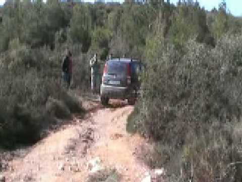 Fiat Panda Club Greece Off-Road