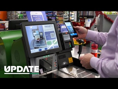 Here Comes Walmart Pay...and QR Codes? (CNET Update)
