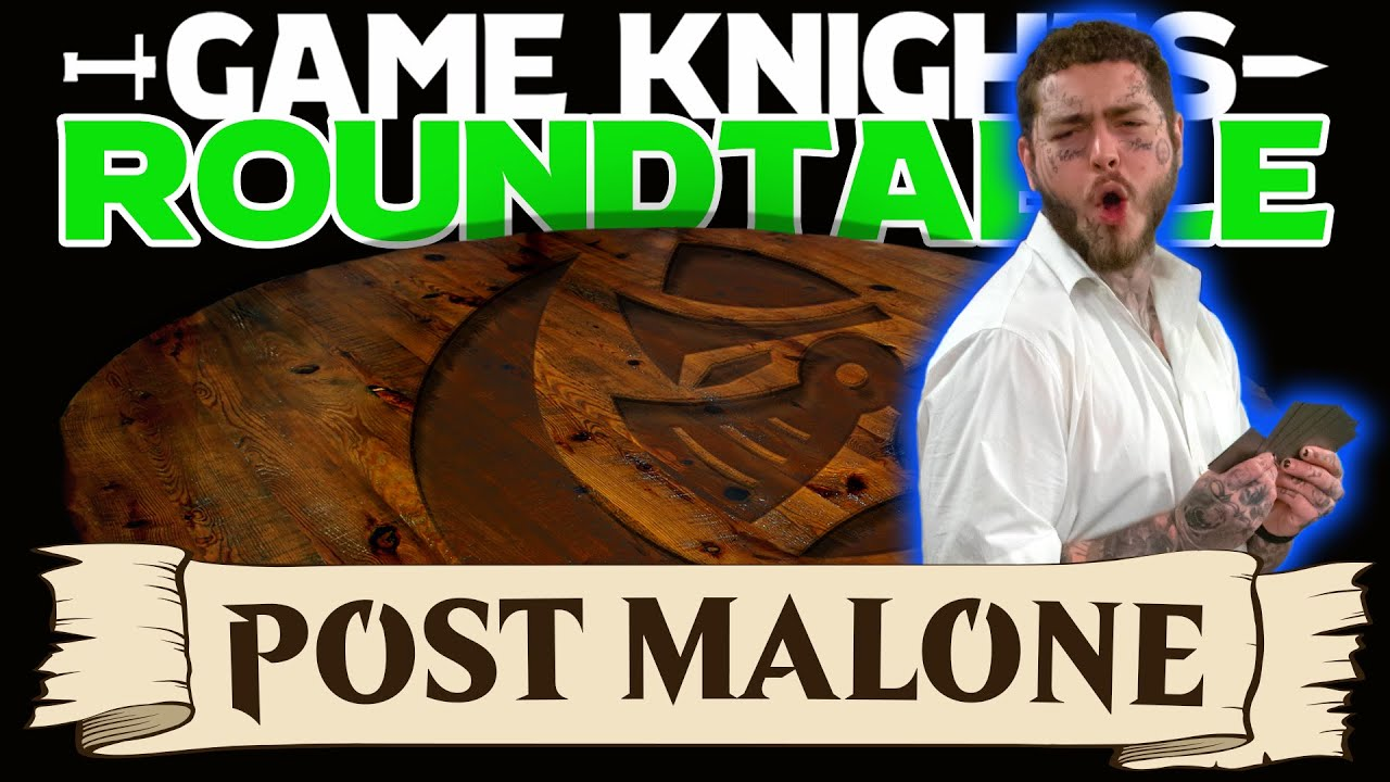 Game Knights: Roundtable w/ Post Malone (MH2) | #11 | Magic: the Gathering Commander EDH Gameplay