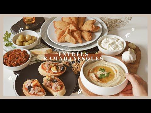 recettes-entrÉes-spÉciales-ramadan-|-مقبلات-رمضانية-سهلة-وسريعة