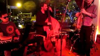 Euan Gray and GTS Jazz... Live at Riverhouse Cambodia