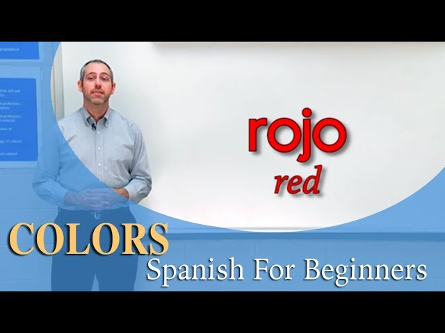 Colors | Spanish for Beginners (Ep.8)