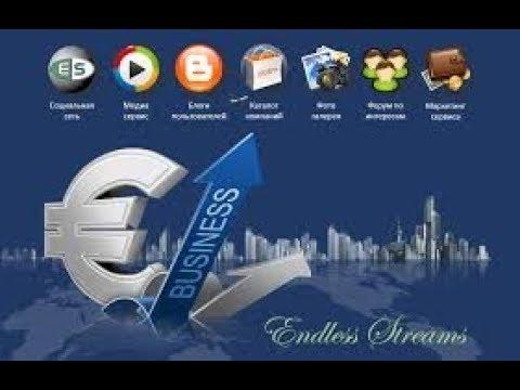 Endless Streams: Как завести/вывести деньги?