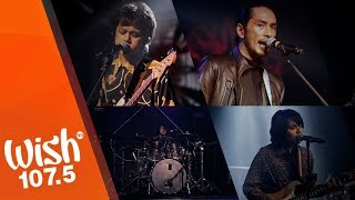 Rico Blanco and IV of Spades perform Take That Man LIVE on Wish 107.5