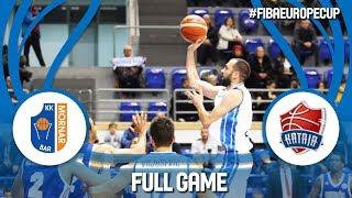 Mornar Bar (MNE) v Kataja Basket (FIN) - Full Game - FIBA Europe Cup 2017-18 thumbnail