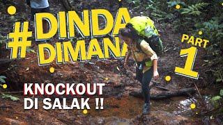 Download Video PENDAKIAN GUNUNG SALAK, BOGOR PART 1 #DindaDimana MP3 3GP MP4
