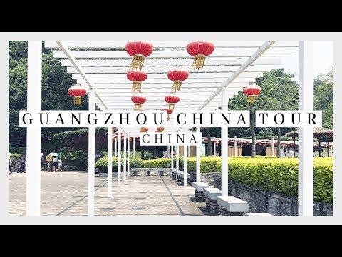 GUANGZHOU CHINA TOUR 2017