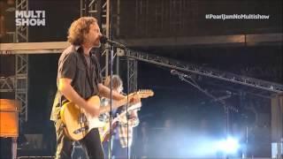 Pearl Jam - Interstellar Overdrive/Corduroy - Lollapalooza Brasil 2013 - HD