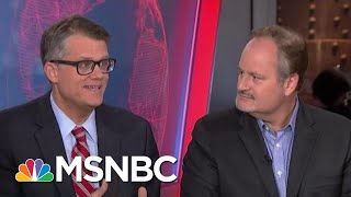 President Donald Trump\'s Sister Under The Spotlight After NYT Report | Velshi & Ruhle | MSNBC