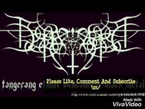 NYAREAT ( Mystic sundanesse black metal ) ON THE STAGE