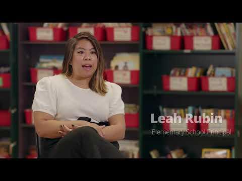 The Academy of Alameda - Meet Leah Rubin!