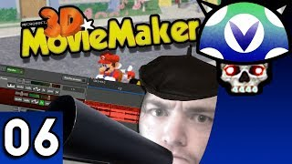 [Vinesauce] Joel - 3D Movie Maker ( Part 6 )